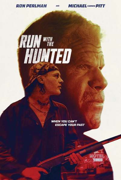 Run with the Hunted movie poster