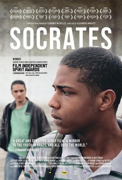 Sócrates movie poster