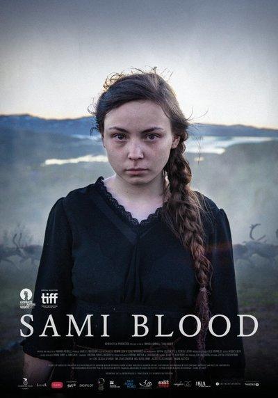 Sami Blood movie poster