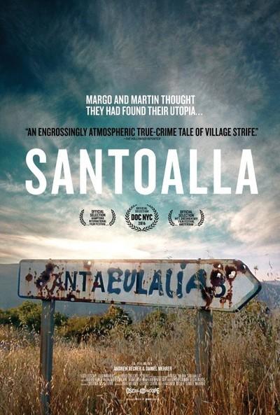 Santoalla movie poster