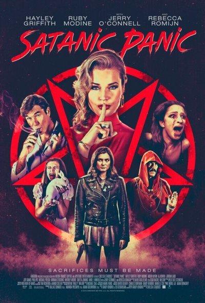 Satanic Panic movie poster