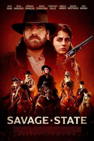 Savage State movie poster