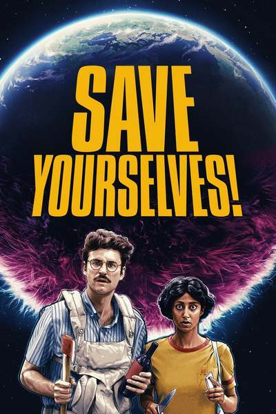 Save Yourselves! movie poster