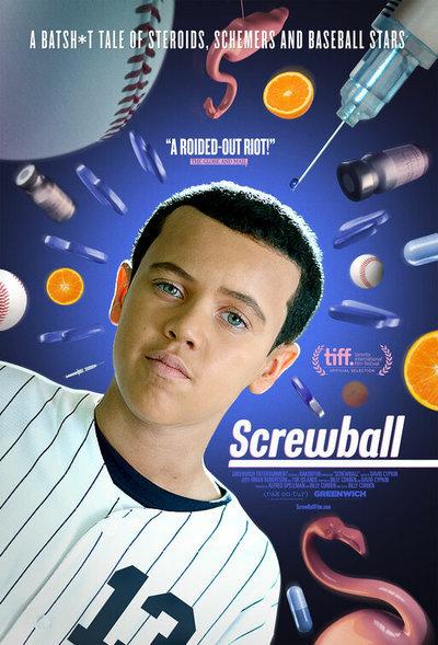 Screwball movie poster