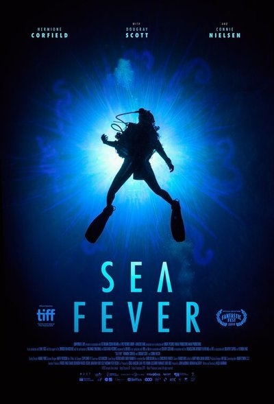 Sea Fever movie poster