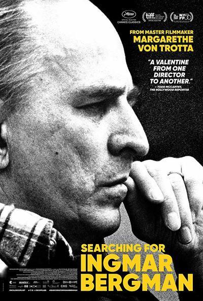 Searching for Ingmar Bergman movie poster