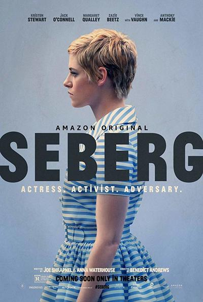 Seberg movie poster