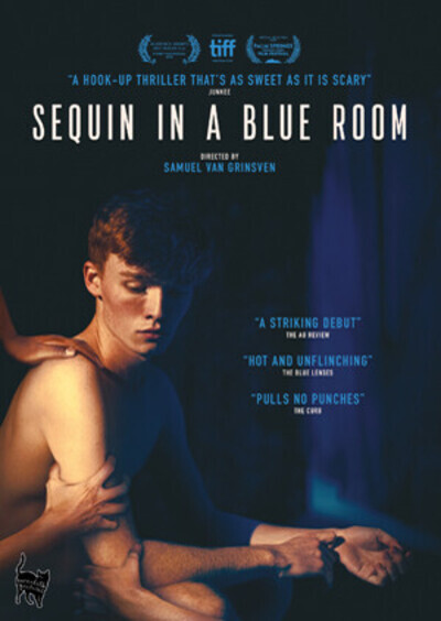 Sequin in a Blue Room movie poster