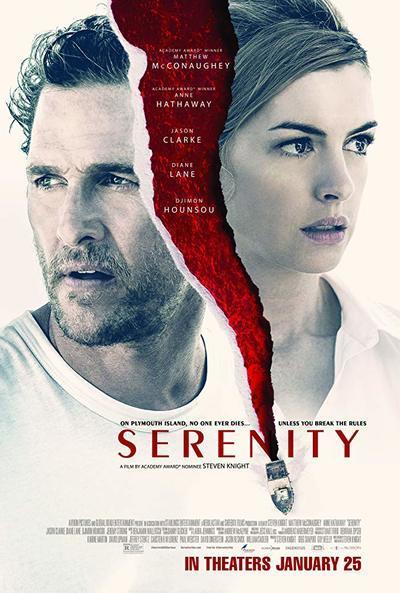Serenity movie poster
