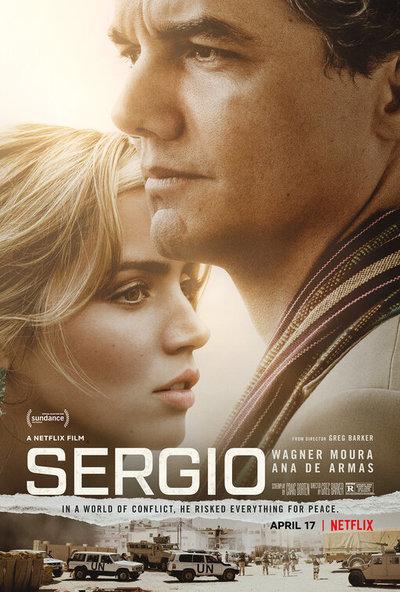 Sergio movie poster