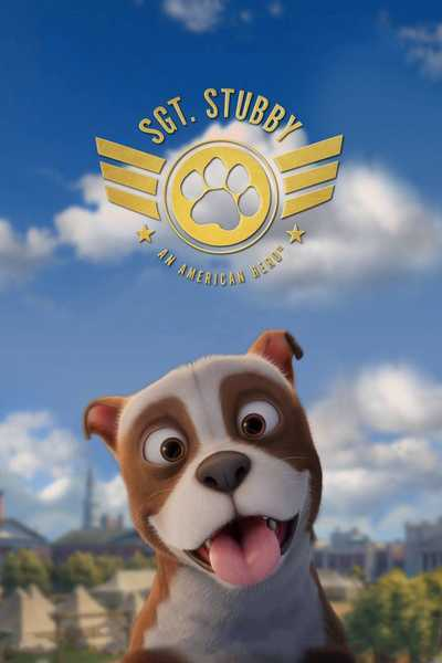 Sgt. Stubby: An American Hero movie poster