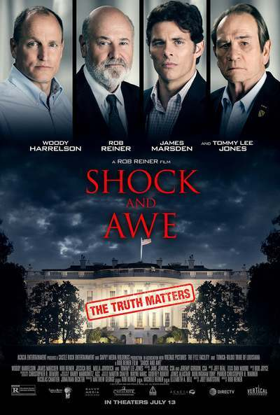 Shock and Awe movie poster