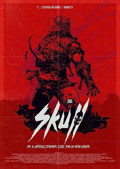 Skull: The Mask movie poster