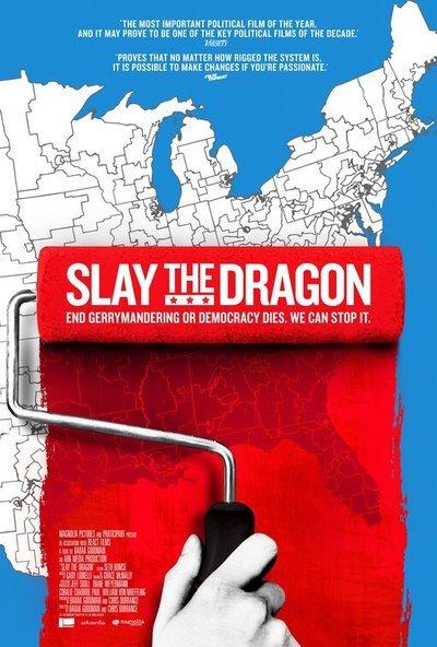 Slay The Dragon movie poster