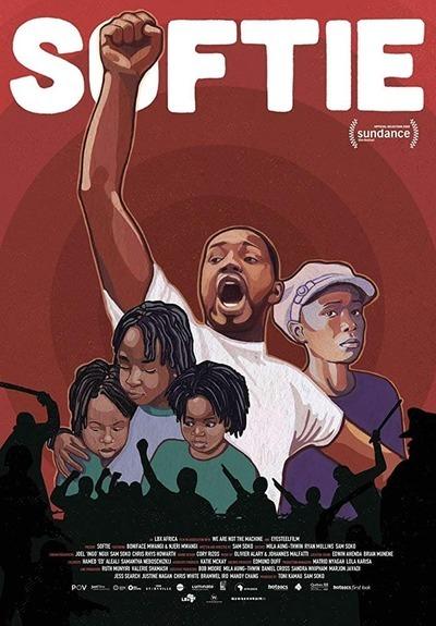 Softie movie poster