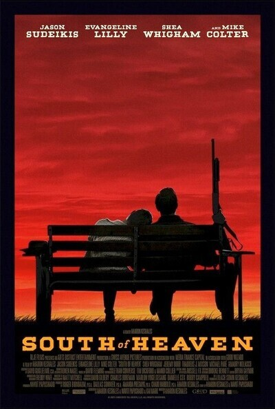 South of Heaven movie poster
