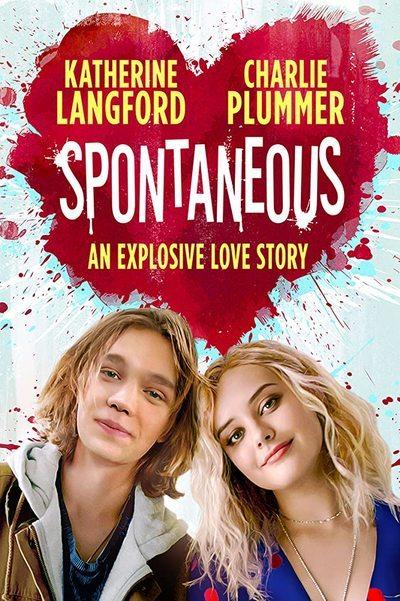 Spontaneous movie poster