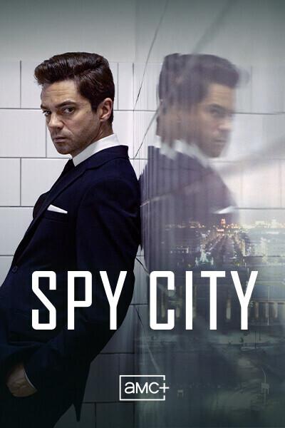 Spy City movie poster