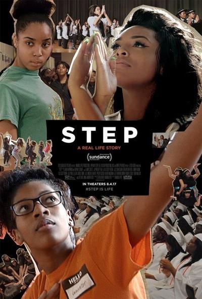 Step movie poster