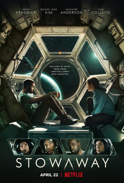 Stowaway movie poster