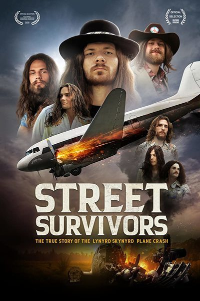 Street Survivors: The True Story of the Lynyrd Skynyrd Plane Crash movie poster