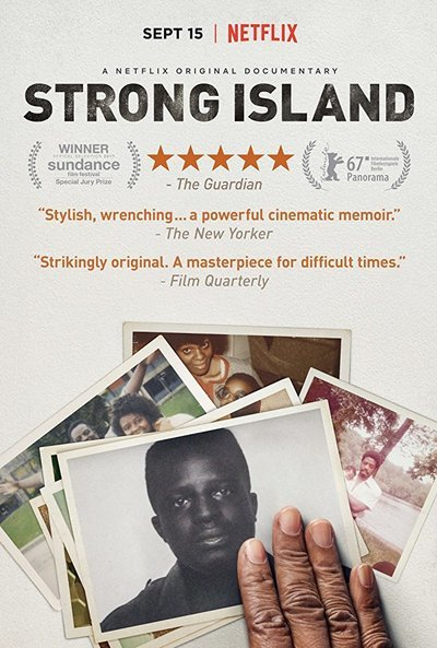 Strong Island movie poster