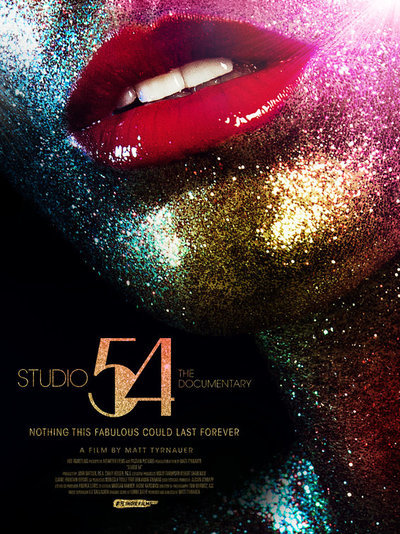 Studio 54 movie poster