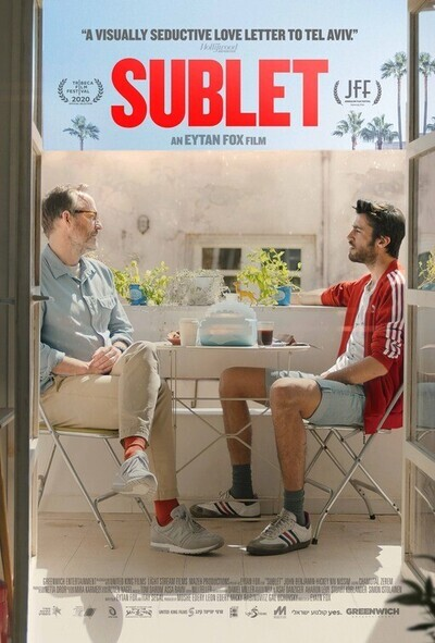 Sublet movie poster