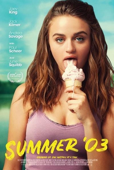 Summer '03 movie poster