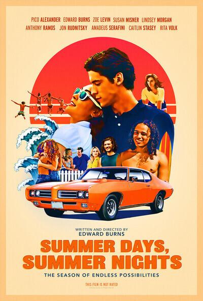 Summer Days, Summer Nights movie poster