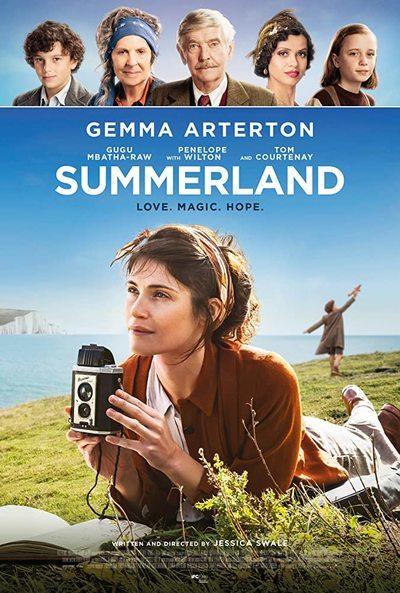 Summerland movie poster