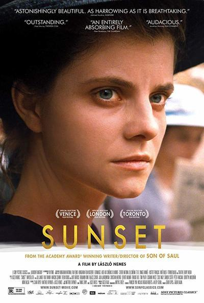 Sunset movie poster