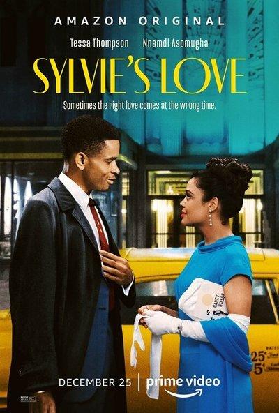 Sylvie's Love movie poster