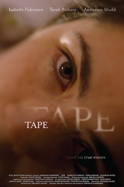 Tape movie poster