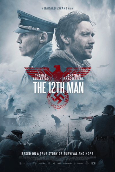 The 12th Man movie poster