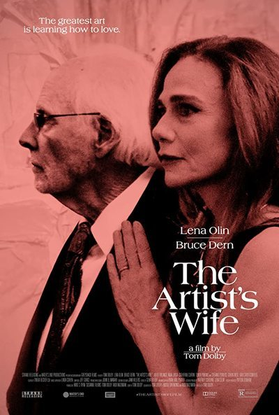 The Artist's Wife movie poster
