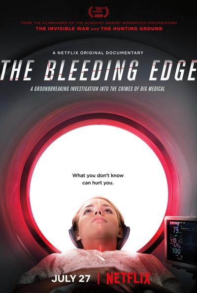 The Bleeding Edge movie poster