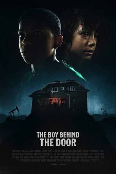 The Boy Behind the Door movie poster
