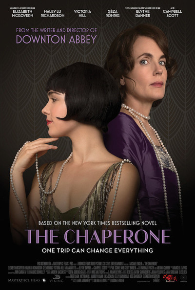 The Chaperone movie poster