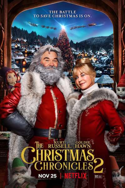 The Christmas Chronicles 2 movie poster