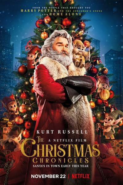 The Christmas Chronicles movie poster