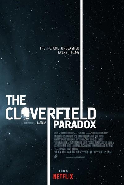 The Cloverfield Paradox movie poster
