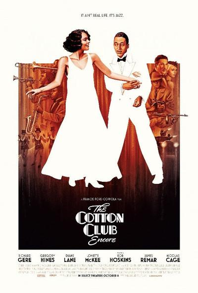 The Cotton Club Encore movie poster