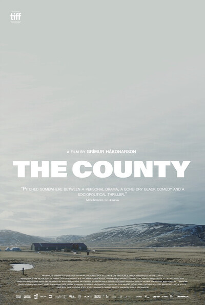 The County movie poster
