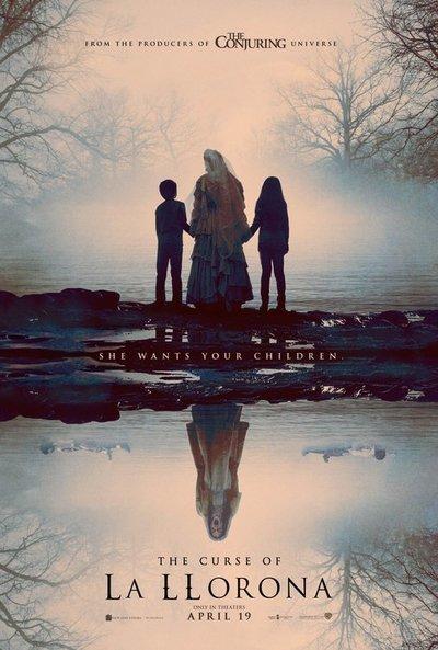 The Curse of La Llorona movie poster