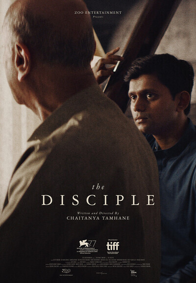 The Disciple movie poster