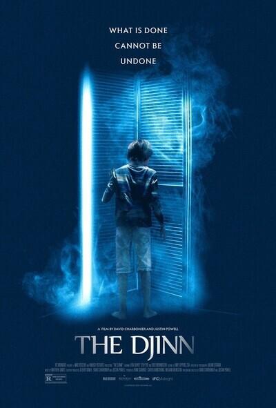 The Djinn movie poster