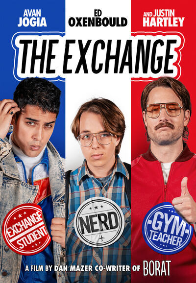 The Exchange movie poster