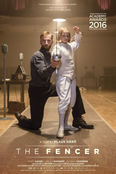 The Fencer movie poster