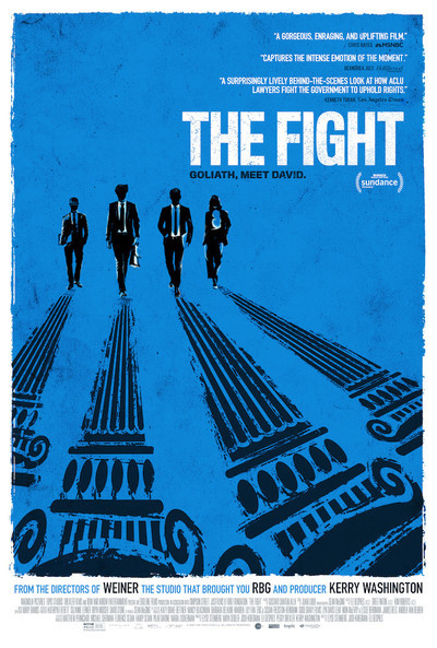 The Fight movie poster